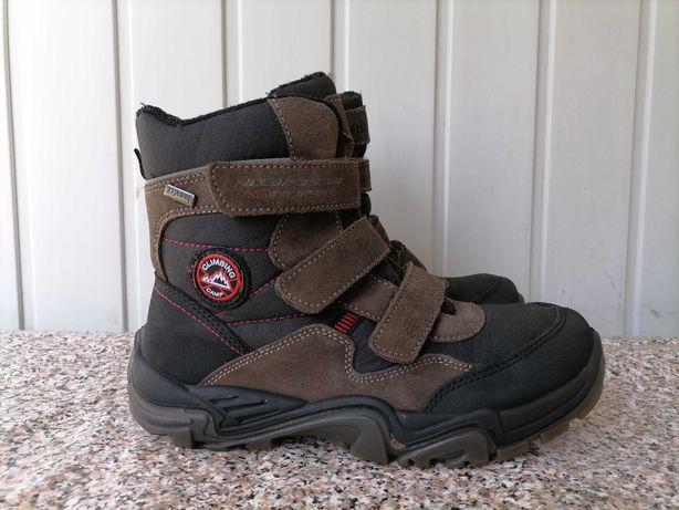 Зимние термо ботинки фирмы Bama