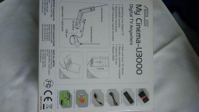 Antena portatil Asus digital My Cinema U3000