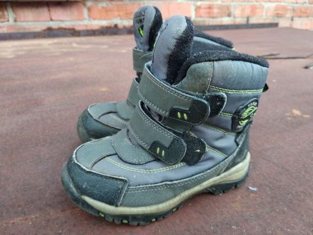Зимние теплющие ботиночки tom.m