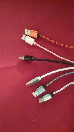Армированный кабель micro-USB type C