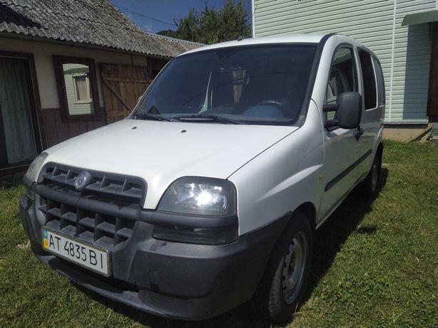 Fiat doblo 2001р