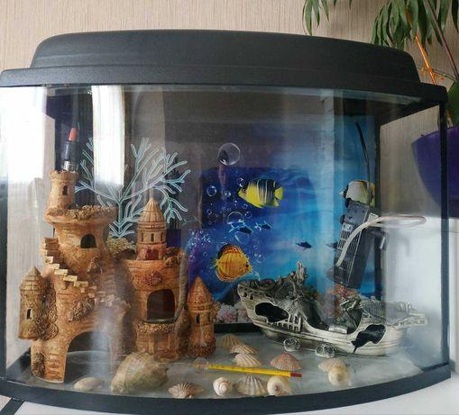 Акваріум для рибок 65л