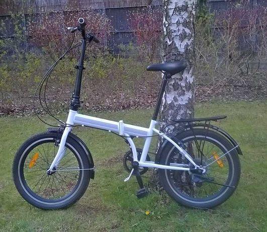 Rower składany Warszawa Kabaty