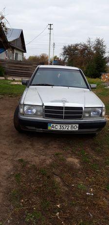 Mercedes 190 мерседес
