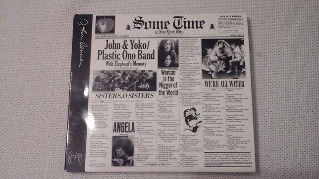 2 CD   John & Yoko Same Time in New York City
