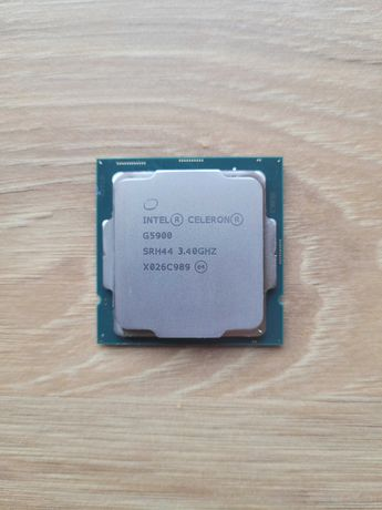 Procesor Intel Celeron G5900 (3.4GHz, Comet Lake, 2C/2T, socket 1200).