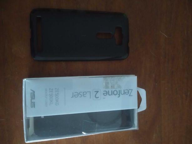 2 Capas para telemóvel Asus ZenFone 2 lazer