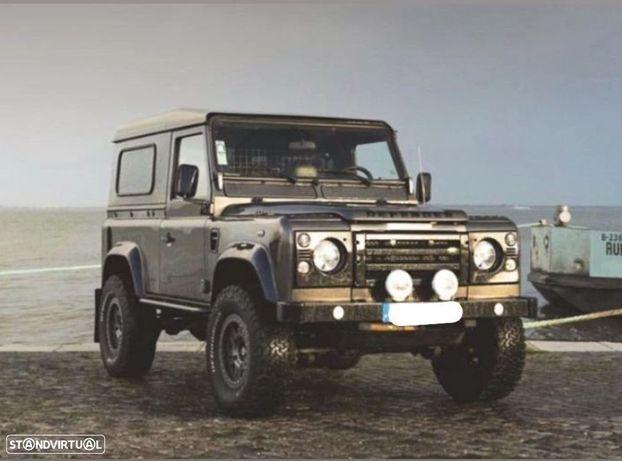 Land Rover Defender 90 2.5 TD5 Metal Top
