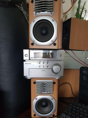 Акустика Panasonic CD Stereo system sa-pm03