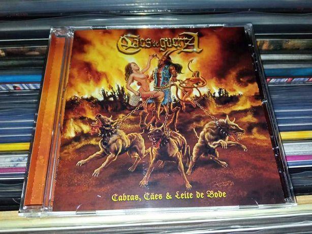 Cães De Guerra - Cabras, Cães & Leite de Bode CD
