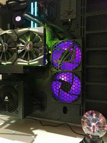 ROG - Asus - para várias motherboards - jogos computador