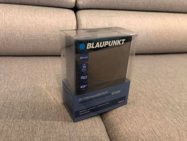 Nowy głośnik Blaupunkt BT03BK
