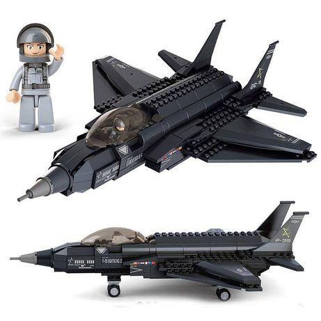 Истребитель Военное Лего Спецназ