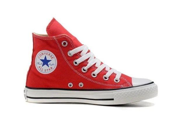 Яркие кеды Converse