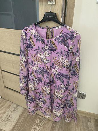 Sukienka w kwiaty r.XS
