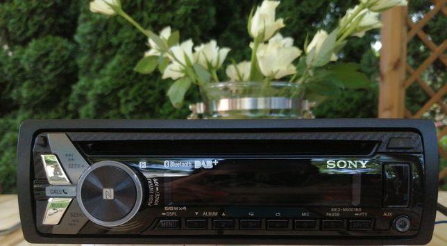 Radio samochodowe Sony Mex-n6001bd bluetooth