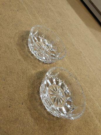 Хрустальные вазы конфетницы салатницы