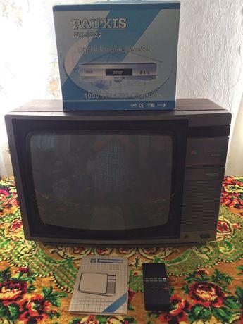 Продам телевізор Електрон, в комплекті з тюнером