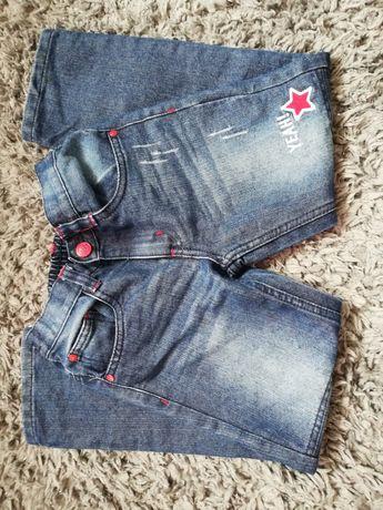 Spodnie Jeans 122