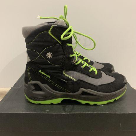Утепленные ботинки Lowa Luca Gore tex 39 размер Nike adidas puma lowa