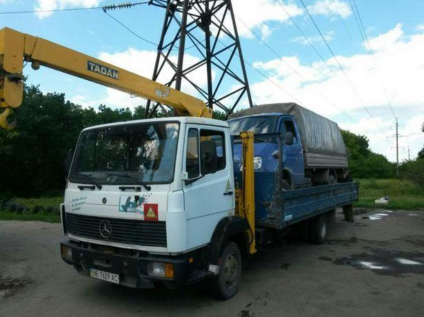 Эвакуатор перевозка грузов