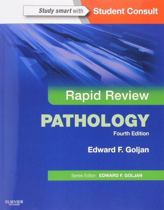 Rapid Review Pathology Goljan / Патология Гольян/ IFOM/ USMLE/ STEP 1