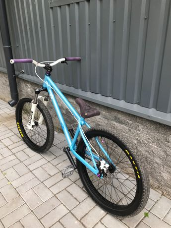 Велосипед - MTB Street-Dirt. Full custom