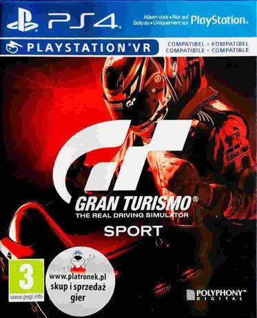 Gran Turismo Sport Ps4 Playstation 4 Vr Wyprzedaz Platronek.pl