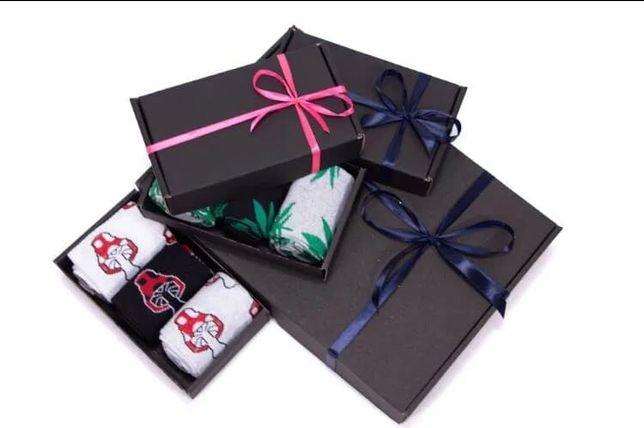 Оригинальный подарок мужчине/девушке шкарпетки/носки/подарочный набор