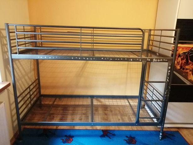Łóżko piętrowe Svarta IKEA