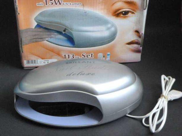 Lampa UV  do paznokci hybrydowych - BRILANT 15 W