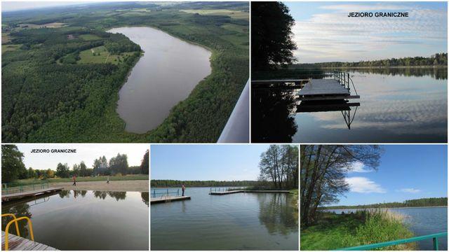 Działka nad jeziorem przy lesie - Lubuskie