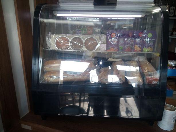 Продам холодильну вітрину SCAN RTW - 100L