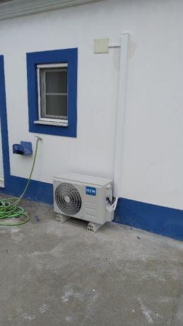 Instalações de ar condicionado