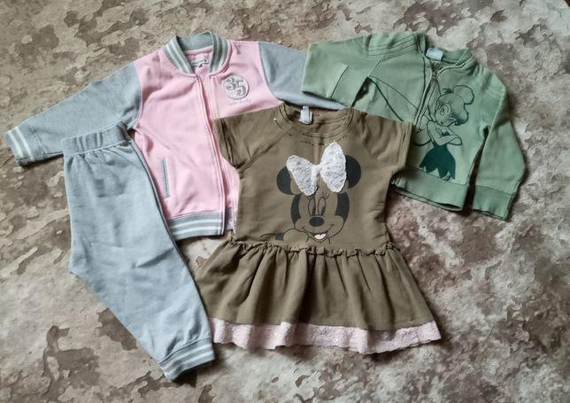 Одяг для дівчинки 3 - 4 рочки