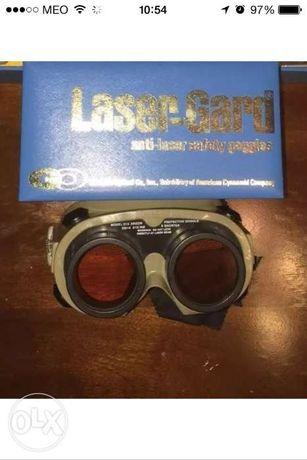 Laser - Óculos de protecção profissionais