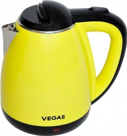 Електрочайник жёлтый чайник електро заварник заварочный чайник