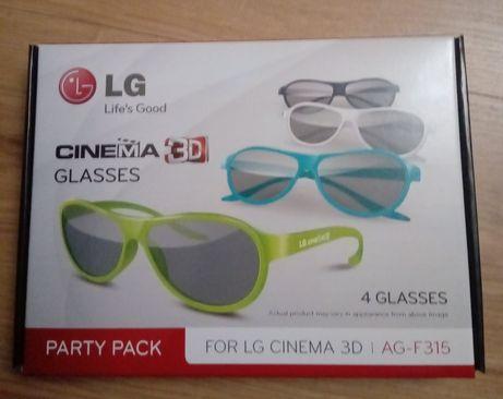 продам окуляри 3d LG AG-F315