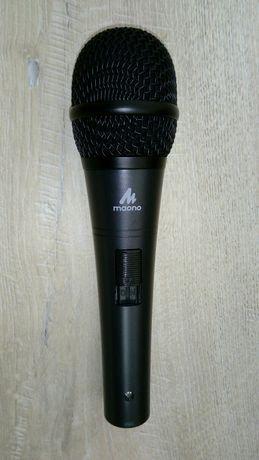 Mikrofon dynamiczny ze złączem XLR + akcesoria