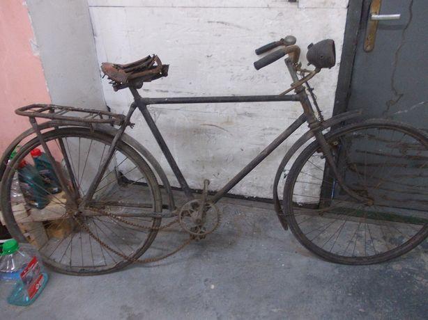 Zabytkowy przedwojenny rower BRILLANT Niemiecki