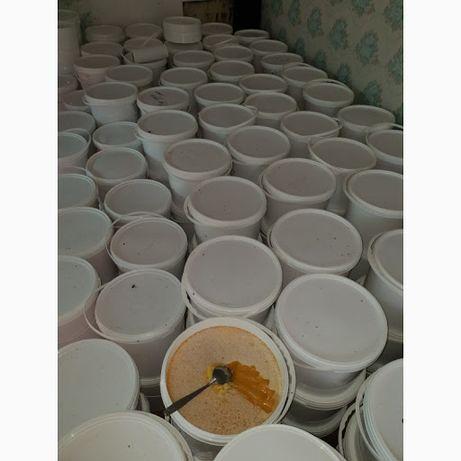 Мёд вкусный и полезный оптом и в розницу от 35 до 50 грн кг