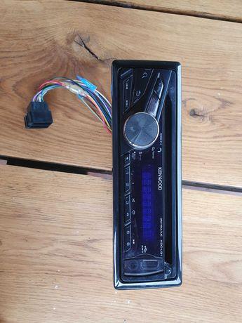 Radio kenwood kdc u31 usb 4x50w sprawne komplet