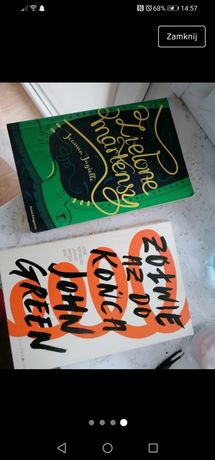 """Książki """"Zielone martensy"""" i """"żółwie aż do końca"""""""
