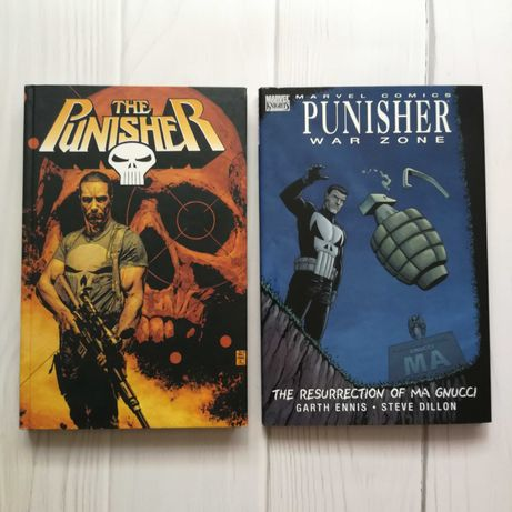 Punisher Kolekcjonerski z Mandragory + sequel