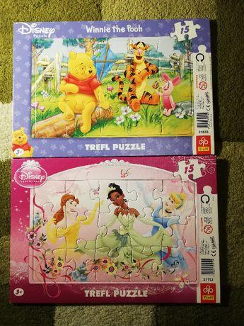 Puzzle dla dziewczynki