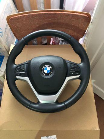 Руль подогрев вибромоторчик BMW X5/X6/f15/f16/f30/f31/f32