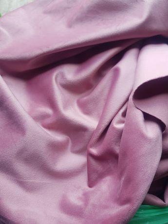 Ткань портьерная бархат качества люкс для штор 3х3,8м