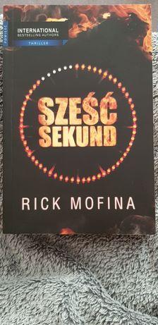 Sprzedam Książke Sześć Sekund Rick Mofina