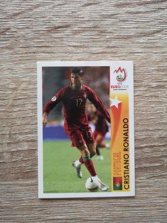 Cromo Raro Cristiano Ronaldo Euro 2008