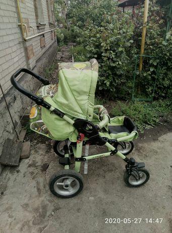 Продаю детскую коляску 2 в 1
